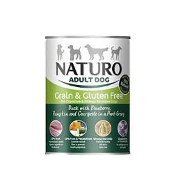 Naturo Adult Kaczka z jagodamii