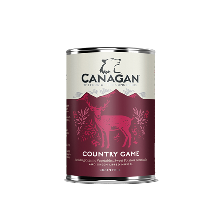 Canagan Dog Can - Country Game