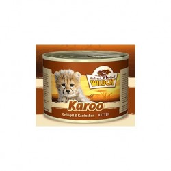 Wildcat Kitten Karoo 200g
