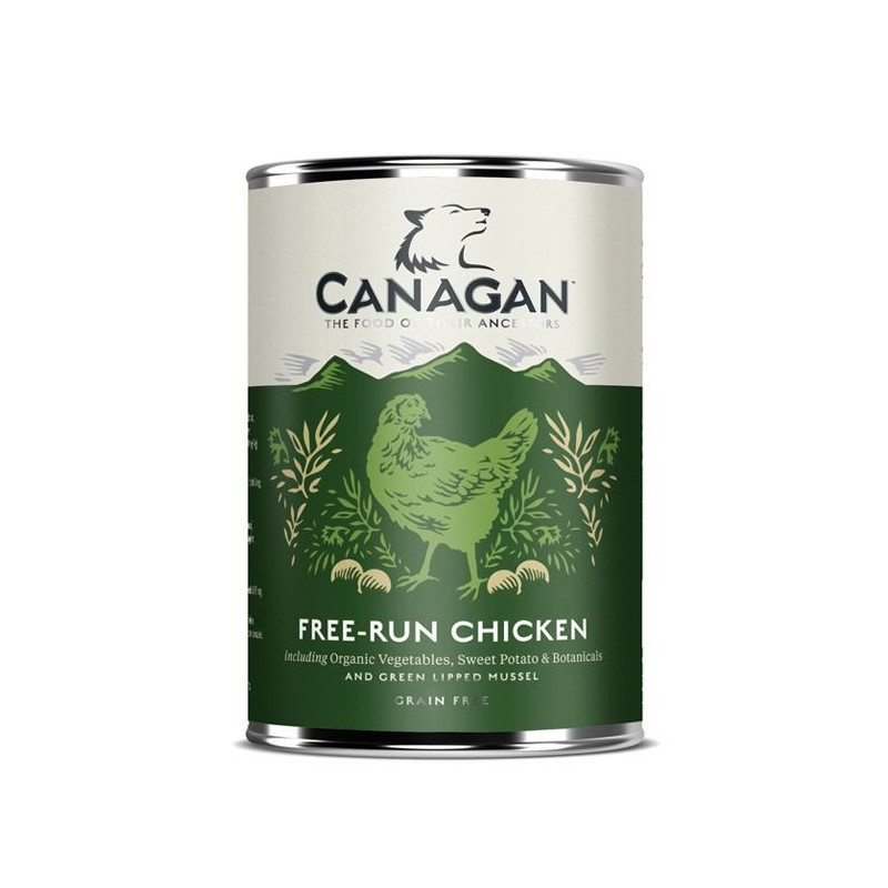Canagan Dog - Free run Chicken