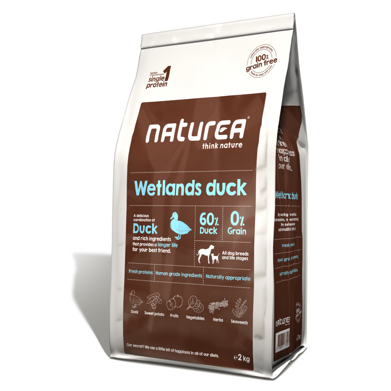 Naturea Wetlands duck - kaczka