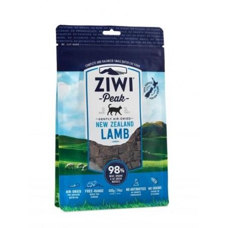 ZiwiPeak Daily Cat jagnięcina NEW 400 g