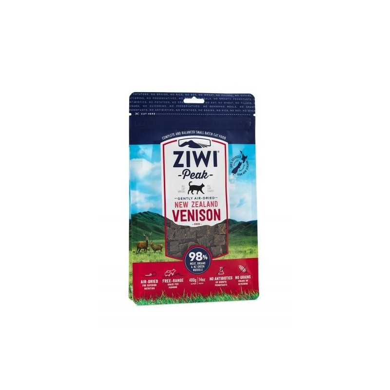 ZiwiPeak Daily Cat Dziczyzna NEW 400 g