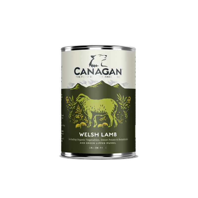 Canagan Dog - Welsh Lamb