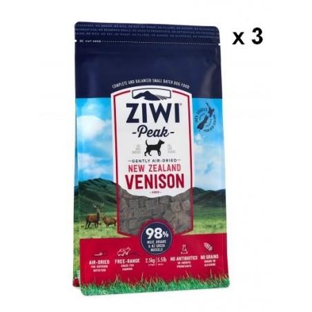 ZiwiPeak Daily Dog Dziczyzna 3kg NEW