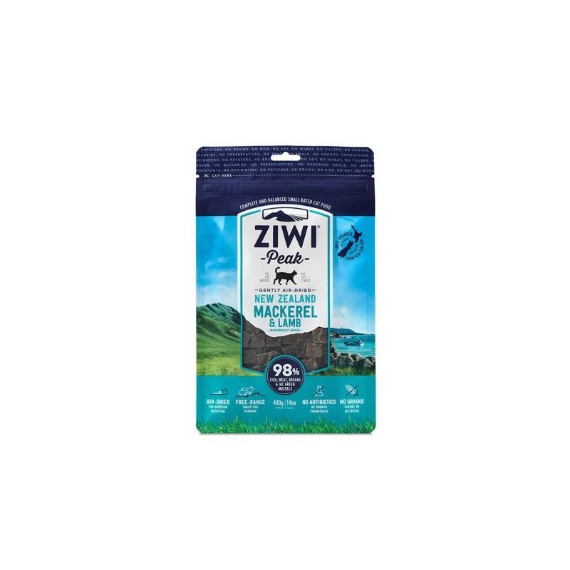 ZiwiPeak Pouches Daily Cat - makrela z jagnięciną 400 g