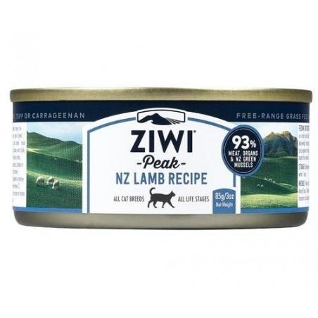 ZiwiPeak Moist Cat jagnięcina 85g