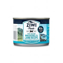 ZiwiPeak Moist Cat makrela i jagnięcina