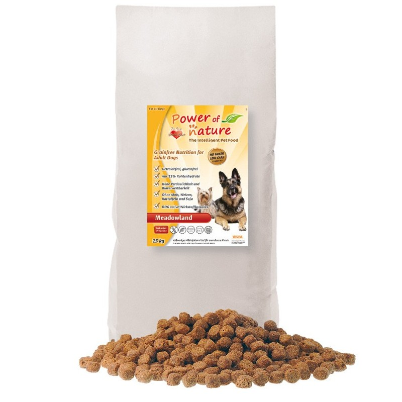 Power of Nature Dog - Meadowland Grain Free