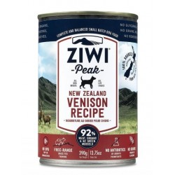 ZiwiPeak Canned Dog Food Venison - dziczyzna
