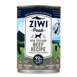 ZiwiPeak Canned Dog Food Beef - wołowina