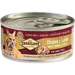 Carnilove Cat kurczak z jagnięciną