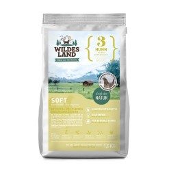 Wildes Land - soft Hunh Kurczak z ryżem i ziołami