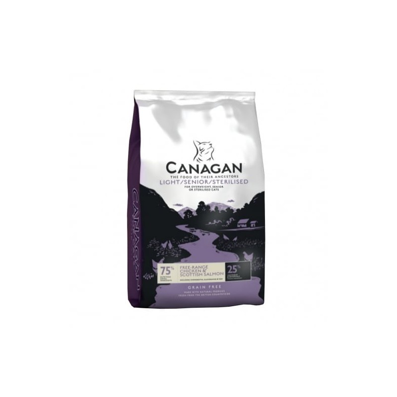 Canagan Cat Light, Senior 1,5 kg