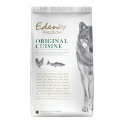 Eden Dog Original Cuisine - kurczak, łosoś i kaczka