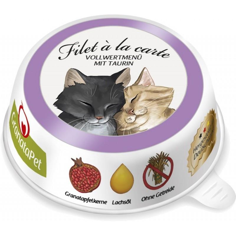 GranataPet Filet à la carte - kurczak z kaczką