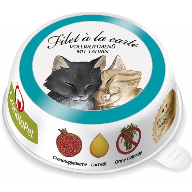 GranataPet Filet à la carte - indyk z tuńczykiem