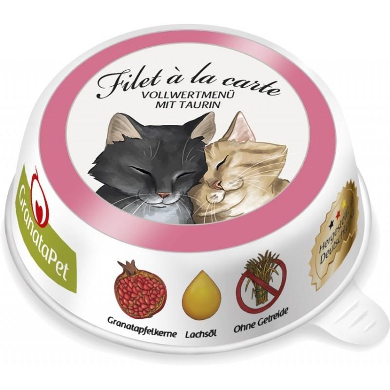 GranataPet Filet à la carte - kurczak z królikiem