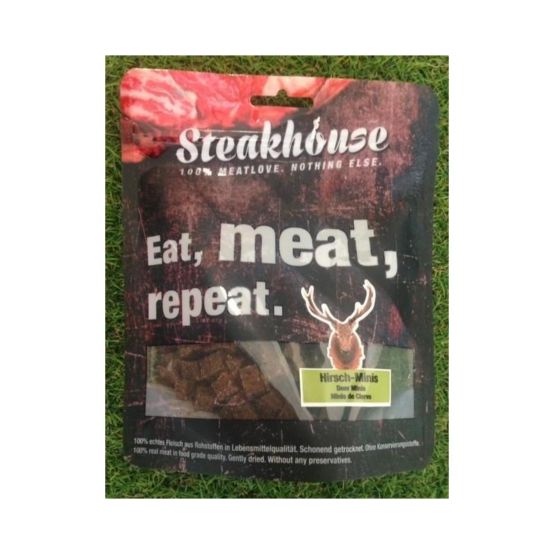 Meatlove Hirsch minis 100g przysmak jeleń
