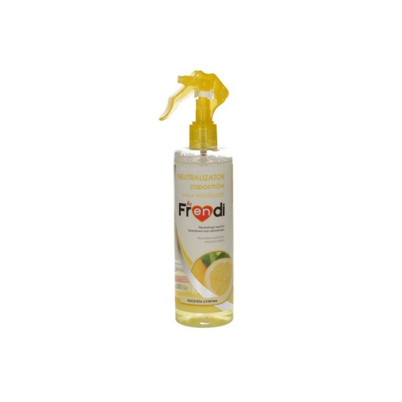 Neutralizator zapachu BE FRENDI 400ml Cytryna