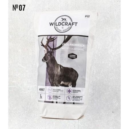 WildCraft Jeleń z batatami 4 kg