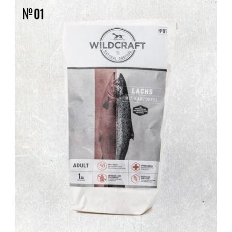 WildCraft Łosoś z ziemniakami 1 kg