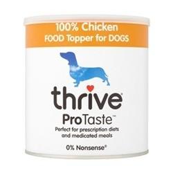 Thrive ProTaste Chicken Topper dla psów - 170g