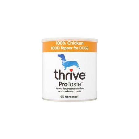 Thrive ProTaste Chicken Topper dla psów - 170g