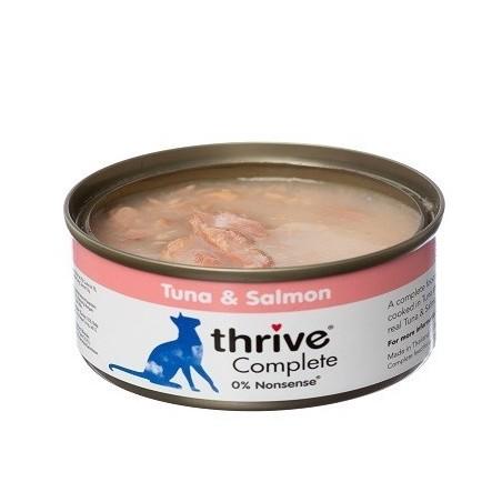 Thrive complete - filet tuńczyka z łososiem
