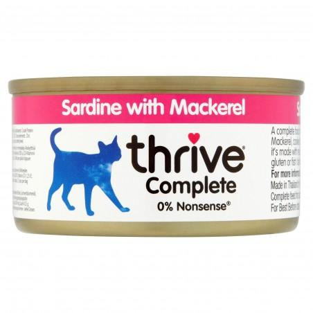Thrive complete - sardynka z makrelą