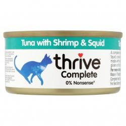 Thrive complete - filet tuńczyka krewetką i kałamarnicą