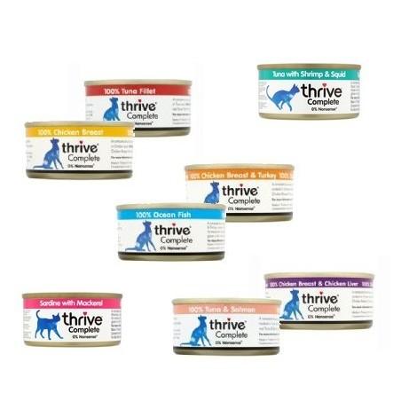 Thrive complete - filety pakiet 8 karm