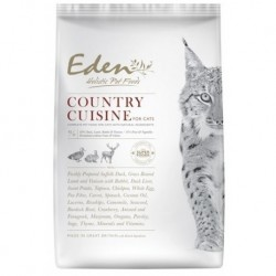 Eden Cat Country Cuisine - kaczka, jagnięcina, królik