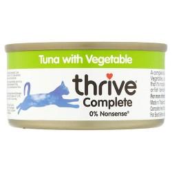 Thrive complete - filet tuńczyka z warzywami