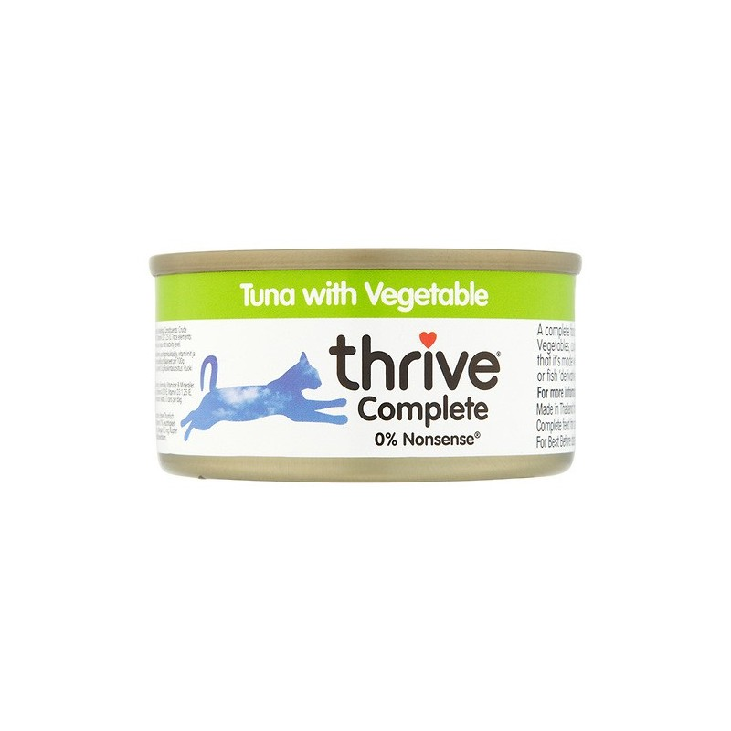 Thrive complete - filet tuńczyka i warzywa