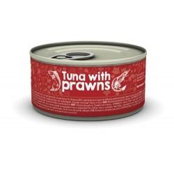 Naturea Tuna whit Prawns - tuńczyk i krewetki
