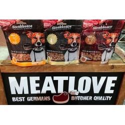 Meatlove Hirsch minis 100g przysmak jagnięcina