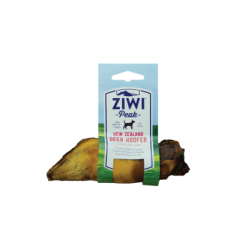 ZiwiPeak Deer hoofer Dog Bone - racica jelenia