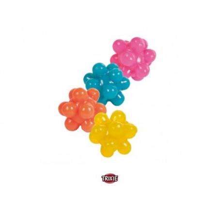 Trixie 4 gumowe piłeczki 4534