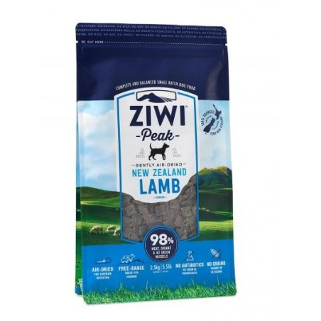 ZiwiPeak Air Dried Dog Food Lamb Jagnięcina 454g