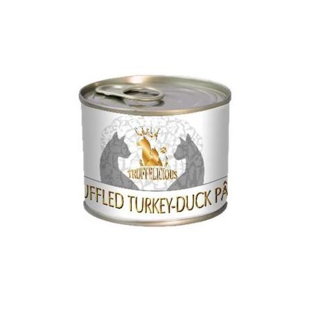 Truffled Turkey - Duck pate - pasztet indyk z kaczką
