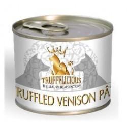Truffled Venison pate - pasztet z dziczyzny