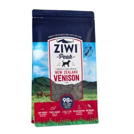 ZiwiPeak Air Dried Dog Food Dziczyzna 454g