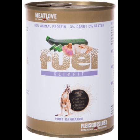 Meatlove Fuel Paleo Slimfit 410g - kangur