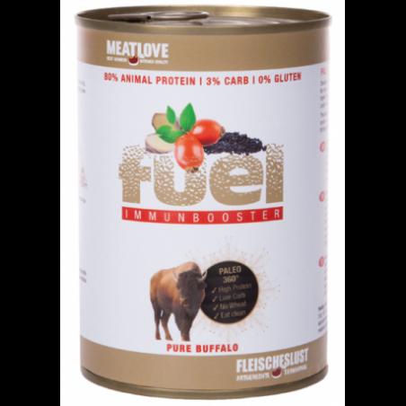 Meatlove Fuel Paleo Immunbooster 410g - bizon