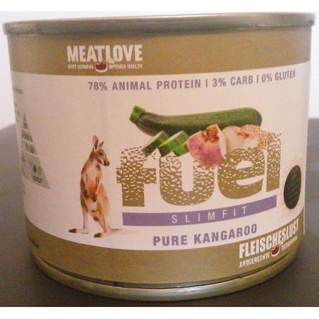 Meatlove Fuel Paleo Slimfit 200g - kangur