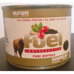 Meatlove Fuel Paleo Immunbooster 200g - bizon