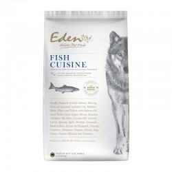 Eden Dog Fish Cuisine - ryba 2 kg