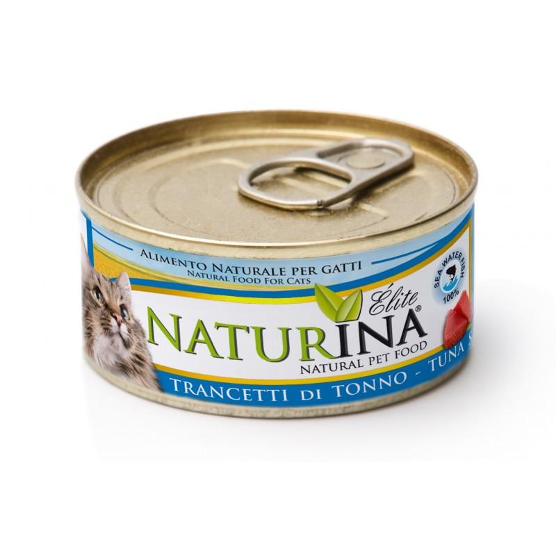 Naturina kawałki tuńczyka 70g