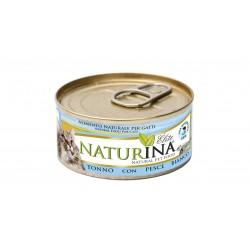 Naturina tuńczyk z białą rybą 70g